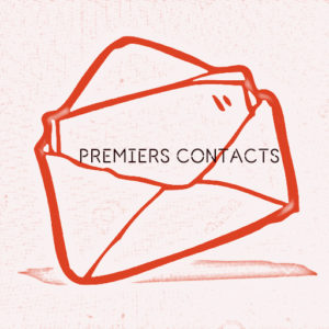 "tampon ""premiers contacts"""